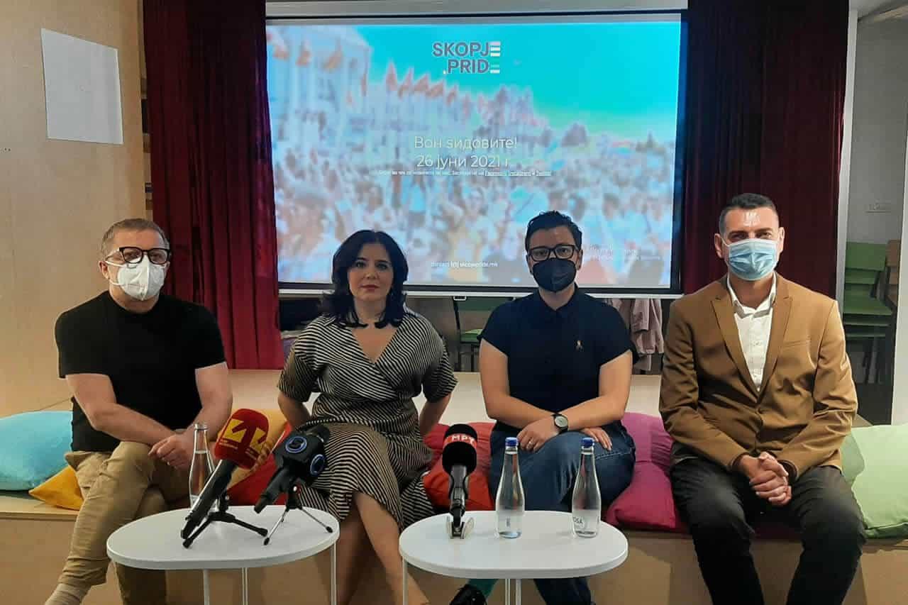 Очекуваме безбеден и успешен Скопје Прајд